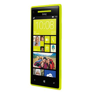 Acheter HTC Windows Phone 8X Jaune