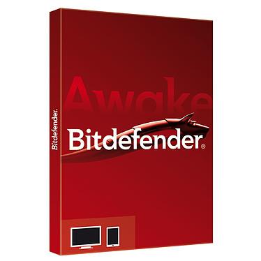 Bitdefender Antivirus Plus 2013 - Licence 1 an 10 postes