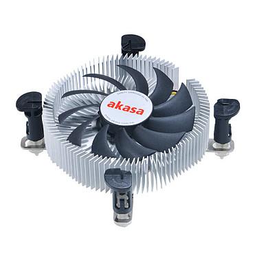 Akasa AK-CC7122EP01 Ventilateur de processeur (pour Socket 775/1150/1151/1155/1156)
