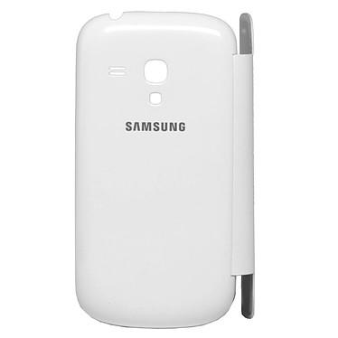 Avis Samsung EFC-1M7FW - Etui Folio Blanc pour Galaxy SIII Mini