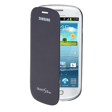 Samsung EFC-1M7FB - Etui Folio Bleu pour Galaxy SIII Mini Etui pour Samsung Galaxy SIII Mini GT-I8190