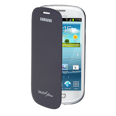 Samsung EFC-1M7FB - Etui Folio Bleu pour Galaxy SIII Mini