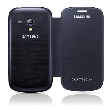 Avis Samsung EFC-1M7FB - Etui Folio Bleu pour Galaxy SIII Mini