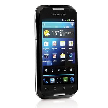 """Thomson X-Link TH-1127M Noir Smartphone 3G+ Dual Sim avec écran tactile 4.0"""" sous Android 4.0"""