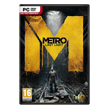 Metro : Last Light (PC)