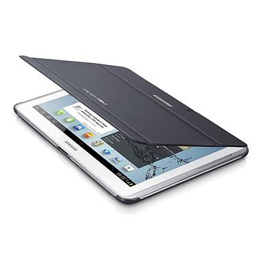 Samsung Book Cover Gris (pour Samsung Galaxy Tab 2 10.1)