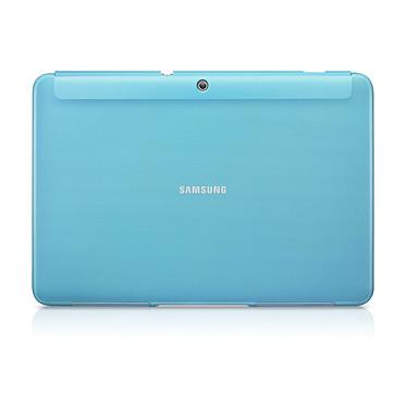 Samsung Book Cover Bleu (pour Samsung Galaxy Tab 2 10.1) pas cher