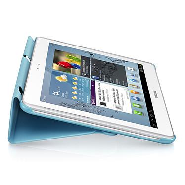 Avis Samsung Book Cover Bleu (pour Samsung Galaxy Tab 2 10.1)