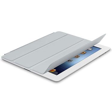 Acheter Apple iPad Smart Cover Polyuréthane Gris Clair