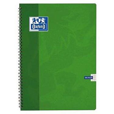 Oxford Notebook A4 Reliure Intégrale 100 pages quadrillées 5 x 5 Notebook A4 160 pages quadrillées perforées détachables