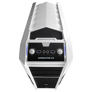 Acheter Aerocool XPredator X3 White Edition