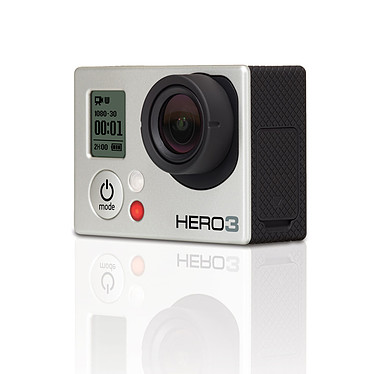 GoPro HERO 3 : Silver Edition
