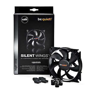 Avis be quiet! Silent Wings 2 120mm PWM