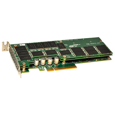 Intel Solid-State Drive 910 800 Go PCI Express 8x SSD 800 Go MLC PCI Express 2.0