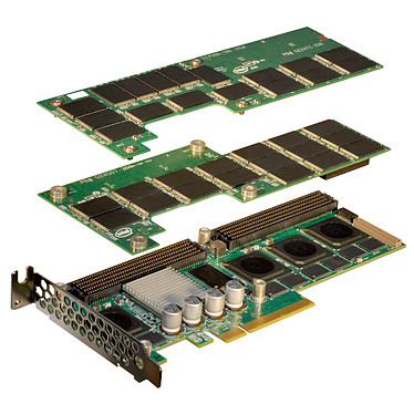 Avis Intel Solid-State Drive 910 800 Go PCI Express 8x