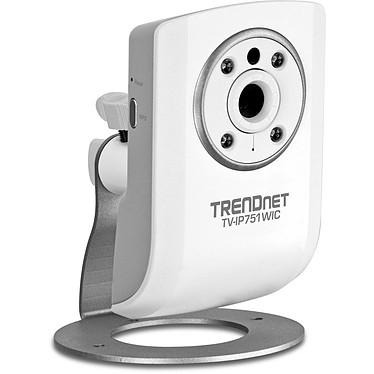 TRENDnet TV-IP751WIC (Ethernet / Wi-Fi N) Caméra IP VGA jour/nuit