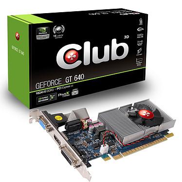 Club 3D GeForce GT 640 1 Go