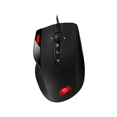 Sharkoon DarkGlider Gaming Laser Mouse