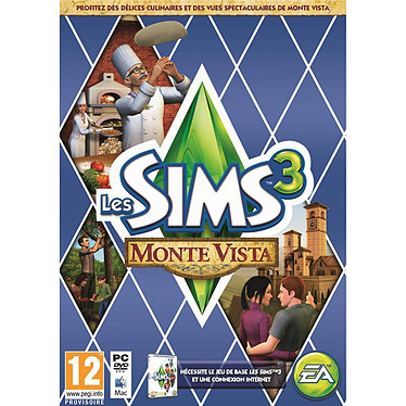 Les Sims 3 : Monte Vista (PC)