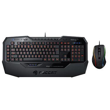 ROCCAT Isku FX + Kone XTD Ensemble clavier + souris pour gamer (AZERTY, Français)