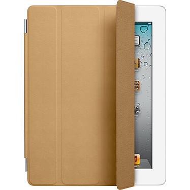 Apple iPad Smart Cover Cuir Brun (MD302ZM/A) Protection d'écran en cuir pour iPad 2 / Nouvel iPad