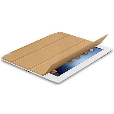 Avis Apple iPad Smart Cover Cuir Brun (MD302ZM/A)
