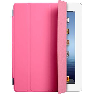 Apple iPad Smart Cover Polyuréthane Rose Protection écran pour iPad 2