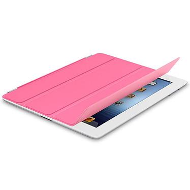 Avis Apple iPad Smart Cover Polyuréthane Rose