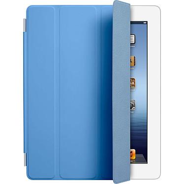 Apple iPad Smart Cover Polyuréthane Bleu