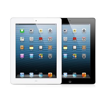 Avis Apple iPad avec écran Retina Wi-Fi + Cellular 128 Go Blanc