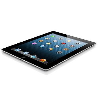 Apple iPad avec écran Retina Wi-Fi + Cellular 128 Go Noir