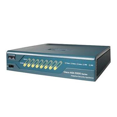 Cisco ASA5505 Security Plus Pare-feu / VPN - Utilisateurs illimités