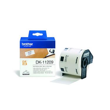 Brother DK-11209 Etiquettes Adresse - 29 x 62 mm (pack de 800)