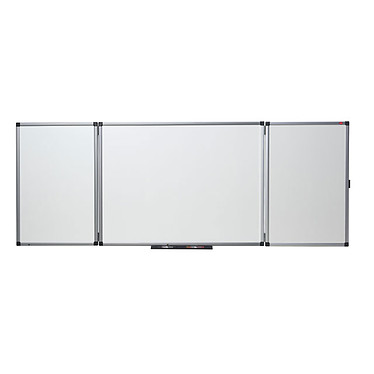 Planorga tableau blanc tryptique 90 x 240 cm