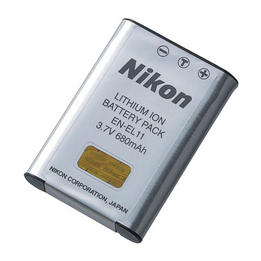 Nikon EN-EL11 Batterie Lithium-ion (pour Coolpix S550)