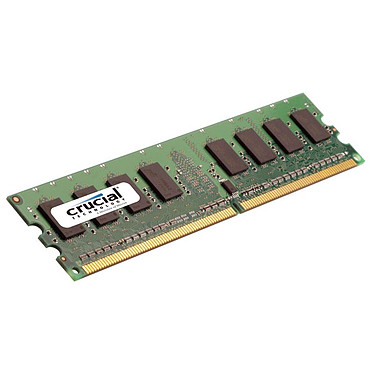 Crucial DDR2 1 Go 800 MHz CL6