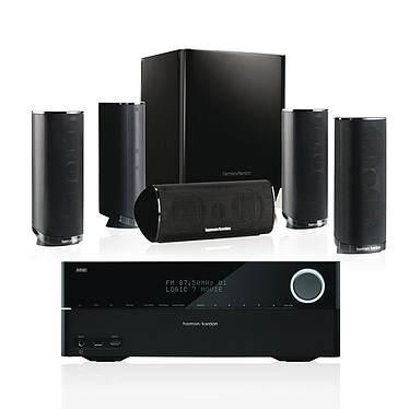 Harman Kardon AVR 270 + Harman Kardon HKTS 16