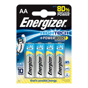 Energizer HighTech PowerBoost AA (4 unidades)