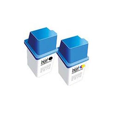Pack éco compatible Epson Stylus D88/DX4850