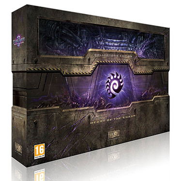 StarCraft II : Heart of the Swarm Collector Edition (PC/MAC)