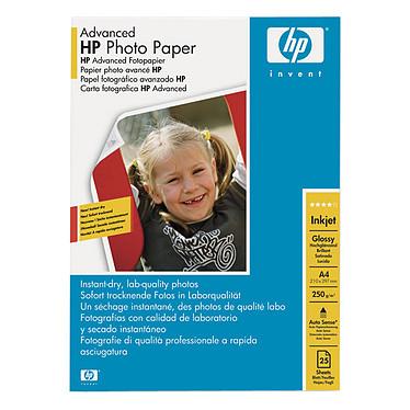 HP Q5456A Papel fotográfico A4 avanzado, papel brillante (25 hojas)