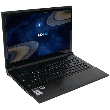 "LDLC Saturne SA1-I5-8-H6-H7 Intel Core i5-3230M 8 Go 640 Go 15.6"" LED NVIDIA GeForce GT 645M Graveur DVD Wi-Fi N/Bluetooth Webcam Windows 7 Premium 64 bits"