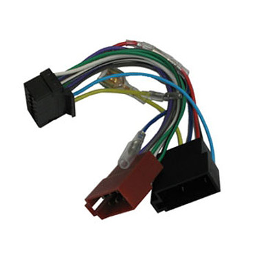 Alpine KCE-445 Adaptateur ISO multimarques pour amplificateur KTP-445