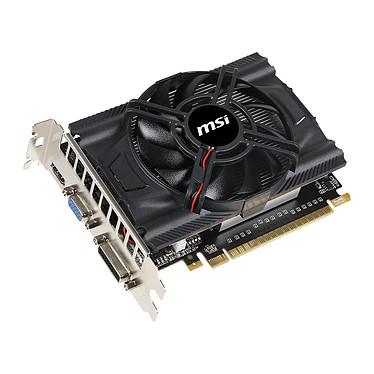 MSI GeForce GTX 650 N650-1GD5/OCV1 1024 Mo DVI/HDMI - PCI Express (NVIDIA GeForce avec CUDA GTX 650)
