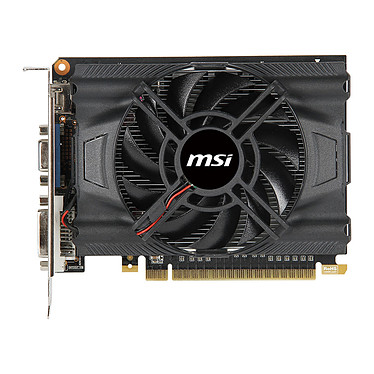 Avis MSI GeForce GTX 650 N650-1GD5/OCV1