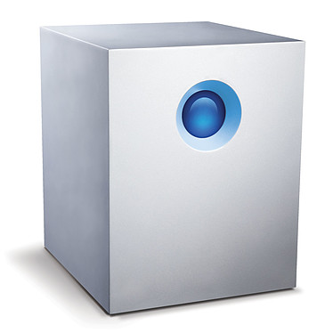 LaCie 5big Thunderbolt 20 To