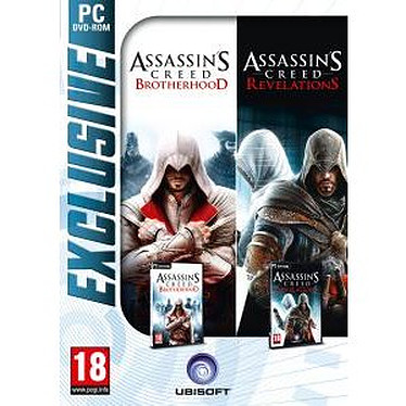 Assassin's Creed Double Pack - Brotherhood + Revelations (PC)