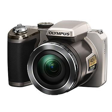 Olympus SP-820UZ Argent + PEN Wrapping Case