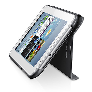 "Acheter Samsung Book Cover Gris Foncé (pour Samsung Galaxy Tab 2 7.0"")"