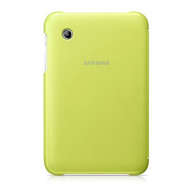 "Samsung Book Cover Vert (pour Samsung Galaxy Tab 2 7.0"") pas cher"